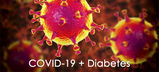 Information About COVID-19 for Those Living With Diabetes