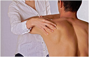 osteopathy shoulder pain