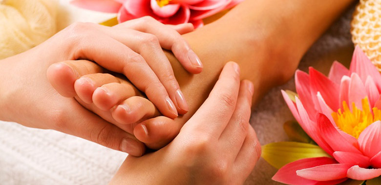reflexology massage therapy