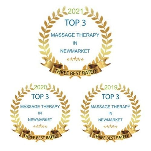 Top 3 massage therapy in newmarket awards